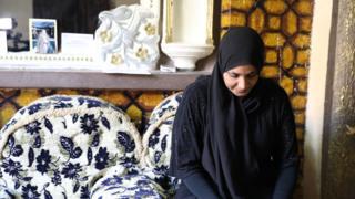 Rania's sister in Egypt